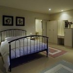 Guest rooms are spacious with full seaviews