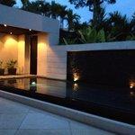 Spa and Pool Pavilions pool