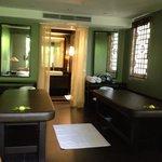 Spa and Pool Pavilions spa room