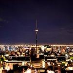 View from Vertigo & Moon Bar