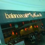 Balance Cafe Welcome