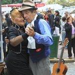 Tango em San telmo