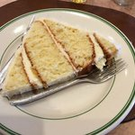 Coconut cake - best ever had!