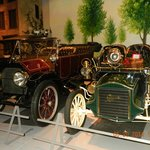 Three of Henry Ford's Cars