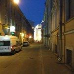 Sokak(akşam)
