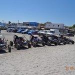 Les buggy loués à Moto Anais