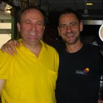 raymond(bar owner) and alejandro(apartments owner)