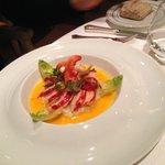 homard risotto truffe