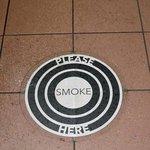 Smoke Right Here, Okay?