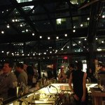 Bar e vista Empire State