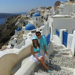 Most picturesque spot in Oia