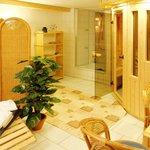 Wohlfühl- Sauna
