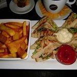Tunfisch Sandwich - für den großen Hunger