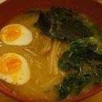 味噌ラーメン(Miso Ramen)