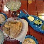 Appetizers + Margaritas