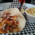 grilled mahi mahi taco