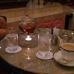 Чаепитие в лобби