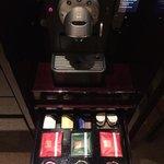 Coffee and tea maker