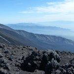 Etna 2, vers le Nord Est