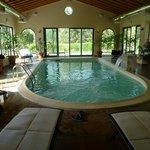 piscina della spa