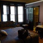Apartment 2B, groß, ruhig und sehr sauber