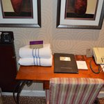 The ever ready Corby trouser press :-)