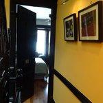 Blick ins Apartment 2B