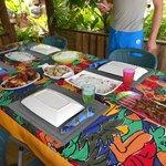 repas polynesien