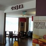 Costa by reception