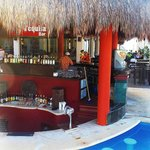 bar in piscina