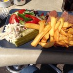Best salt beef and chips in Essex!!!