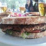 Gran hamburguesa !!