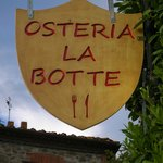 Photo de Osteria la Botte Vagliagli