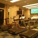 Fitness Center - Large and Very Good