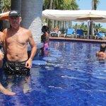 Piscina hotel Marinas