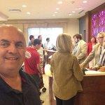 Lobby sheraton Clearwater