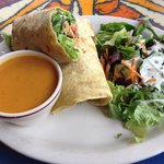 Foto de Annapurna's World Vegetarian Cafe