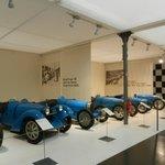 Many Bugattis