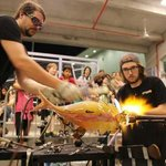 watch live glassblowing for free Thursday-Sarurday night 7-10