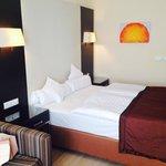 Lions garden hotel rooms