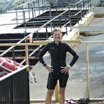 Instructor and Divemaster Jenny