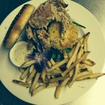 Soft Shell Crab Sandwhich Special