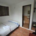 chambre double avec salle de bain privée