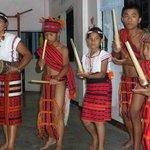 Culturele avond met Ifugao dansers