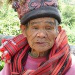 Oude Ifugao man