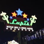 Lupi's Mexican Grill & Sports Cantina - Meh!