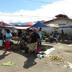Lokale markt in Buhi