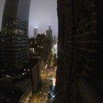 Utsikt från 14 våningen