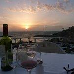 terrasse restaurant hôtel
