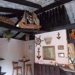 Bar da piscina do Vila Taquaras